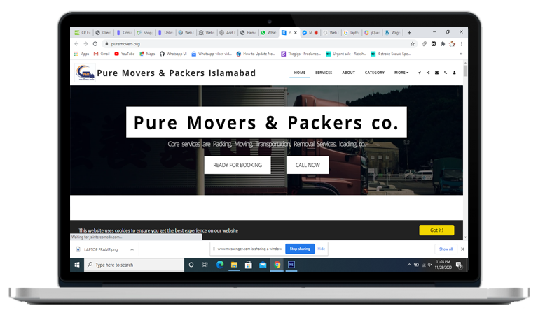 Pure Movers