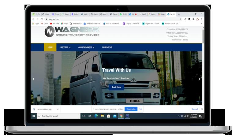 Wagneer Car Rental Service